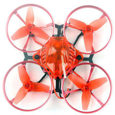 Snapper 7 Brushless Whoop Aircraft BNF Micro 75mm FPV Racer Quadcopter 4 in 1 Crazybee F3 FC Frsky RX 700 TVL Camera VTX