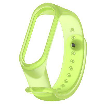 Transparent Luminous Wristband