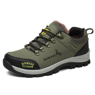 Men's Cotton Outdoor Hiking Casual Sports Shoes