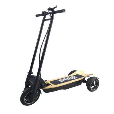 Freego ES - 10T Three Wheels Shockproof Folding Electric Scooter