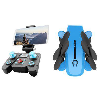 Foldable Mini 2MP WiFi FPV Selfie RC Drone Altitude Hold Quadcopter