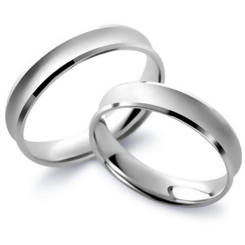 CloseoutWarehouse High Polished Sterling Silver Linked Rope Ring