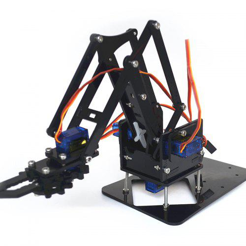 SG90 Four-degree-of-freedom Robotic Arm