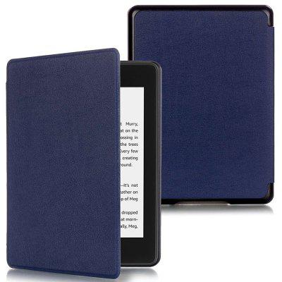Custer Solid Color Case For Kindle Paperwhite 2018 Version