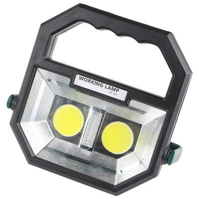 6-speed Warning Rescue Light COB Glare High-power Work Lamp