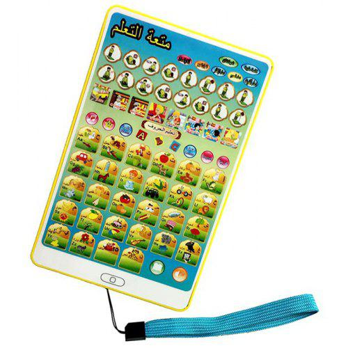 Kids Arabic Learning Pad Educational Toys for Number Words Game