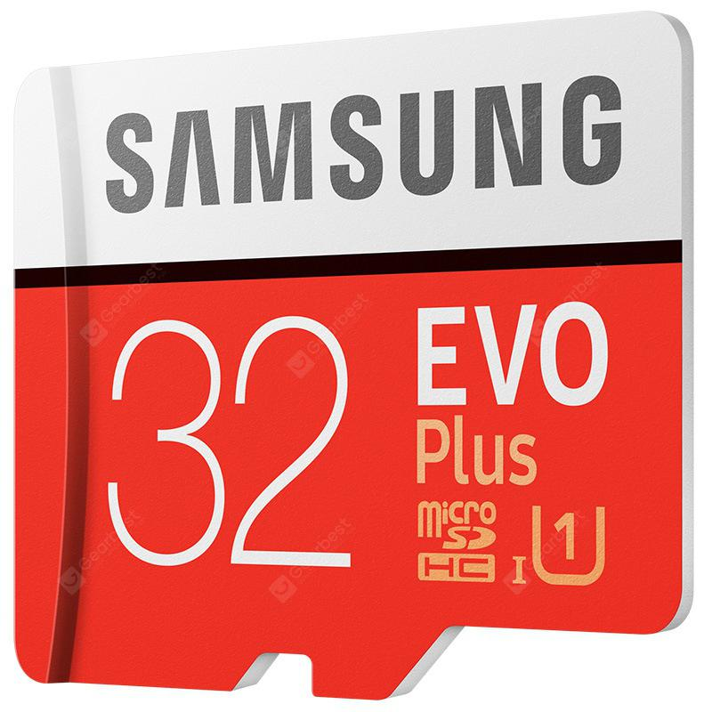 Samsung Mobile Phone Recorder TF Card 32G - RED 32GB