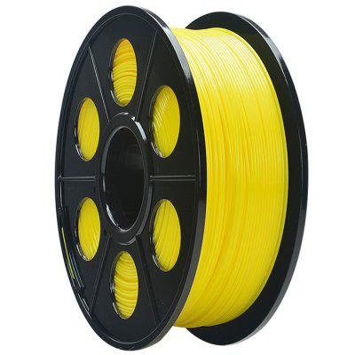 K-Camel 3D Printing Supplies PLA 1.75mm Yellow 0.5kg