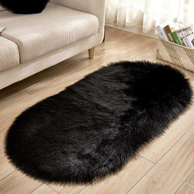 Wollartige Fiber Living Room Carpet Door Mat