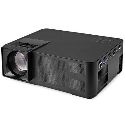 LUXNPRO CM2 Smart LED Smart Home Projector