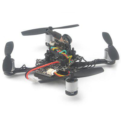 Happymodel Flyky Trainer 90 0706 1S Brushless FPV Drone With Flysky Receiver Fusion X3 Flight Control PNP Kit RC Racer Quadcopter