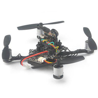 Happymodel DSM2 / DSM Trainer 90 0706 1S Brushless FPV Drone With DSM/2/X Receiver Fusion X3 Flight Control PNP Kit RC Racer Quadcopter