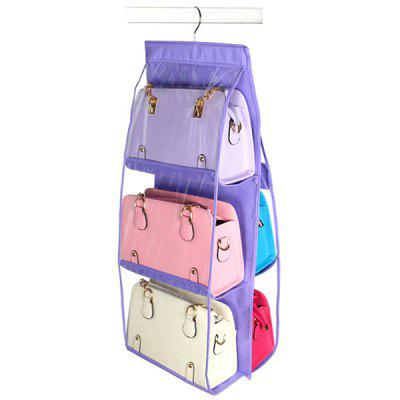 6 Grid Large Bag Storage Bag