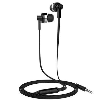 Langsdom JD82 Bass In-ear Headphones with Microphone Call Mobile Phone Headset