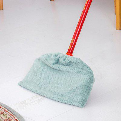 Household Coral Velvet Absorbent Mop Cloth
