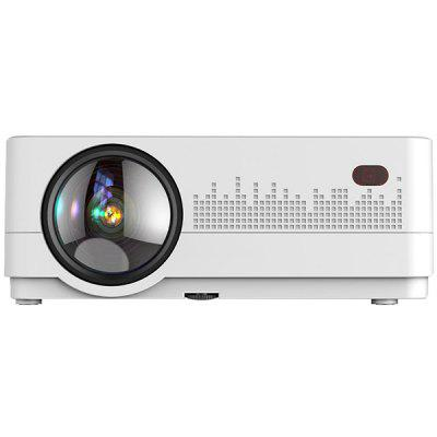LUXNPRO Q2 LED Smart Home Projector