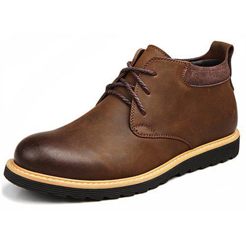 a767b504598 Fashionable Casual Men Boots | Gearbest