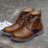 Fashionable Men Casual Boot - MARRONE
