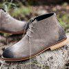 Casual Men Boots - LIGHT KHAKI