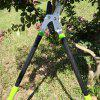 Thick Branches Shears Garden Tools Labor-saving Pruning Non-tretchable Scissors - BLACK
