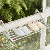 Mr. Bang Retractable Drying Rack - SILVER