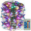 10m 100-LED String Light for Daily Decoration - MULTI