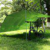 SY - A0999 Outdoor Multi-function Canopy Waterproof Sunscreen Beach Pergola Sunshade Tent - ARMY GREEN