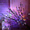 Living Room Bedroom Window Display Home Christmas Decoration LED Branch Light Tree Branches Lights LED Simulation Tree Lights - MULTI-A