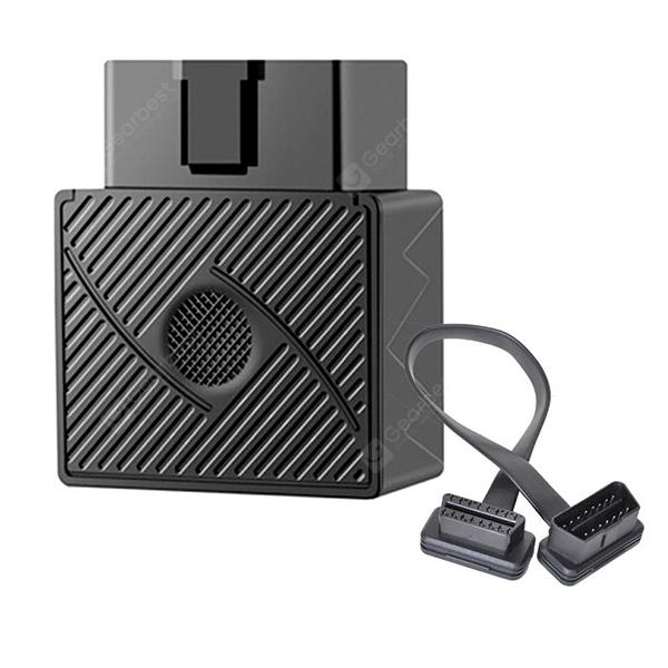 Gps Tracking Device For Cars >> Mini Plug Play Obd Gps Tracker Car Gsm Obdii Vehicle Tracking