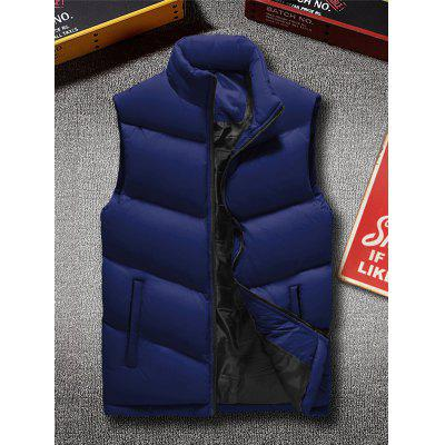 Men's Vest Autumn Winter Capless Sleeveless
