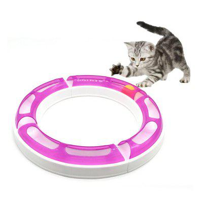 Changeable Track Cat Toy