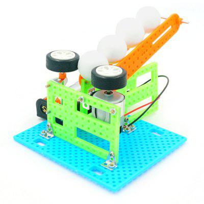 Mini Automatic Ball Machine Primary School Science Experiment Toy