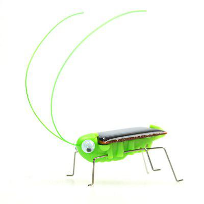 Solar Bionic Grasshopper New Fancy Tricky Puzzle Children's Toys
