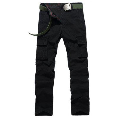 Simple Casual Cargo Pants for Men