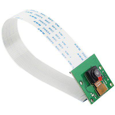 Gocomma High Definition 5MP Camera Module With 15cm Flat Cable for Raspberry Pi