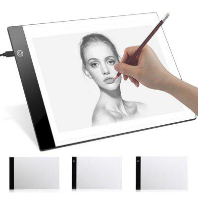 LED Graphics Tablet A4 Anime Writing Platform
