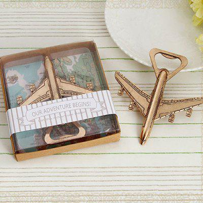Retro Aircraft Europe And America Western Wedding Gifts Bottle Openers