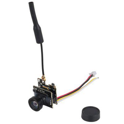 40CH 25mw 5.8G Picture Transmission HD Camera for RC Drones