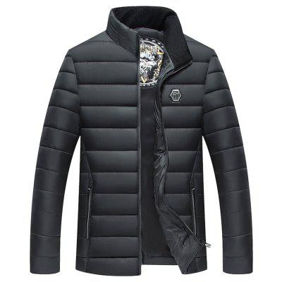Muži Classic Fashion Down Jacket