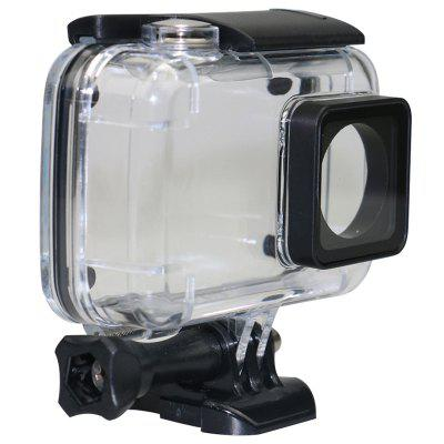 Waterproof Case + UV Protection Mirror for Small Ants 4k 4k + YI Lite Sports Camera 8PCS