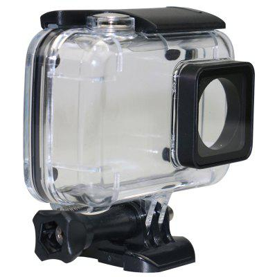 Waterproof Case + UV Protective Mirror for Small Ant 4k 4k + YI Lite Sports Camera