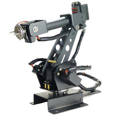 Upgraded DIY 6DOF Stainless Steel 6 Axis Rotating Mechanical Robot Arm Kit