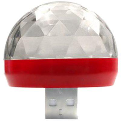 LED Sound Control Light with TYPE-C Converter