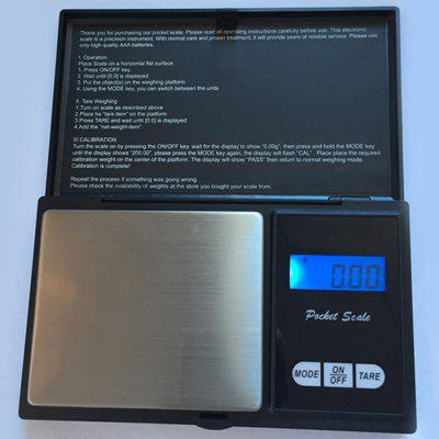 Portable Precision Electronic Scale