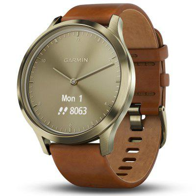 GARMIN Vivomove hr Classic Smart Watch Image