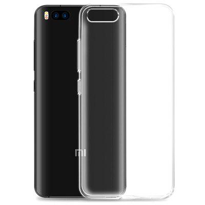 Naxtop TPU Non-slip Soft Protection Back Cover for Xiaomi Mi 6