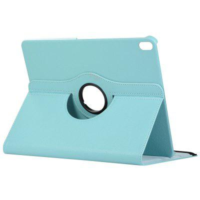 Roterende Lychee Tablet Cover voor iPad Pro 12.9