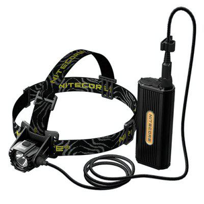 NITECORE HC70 Portable CREE XM - L2 U2 LED 1000lm Headlight