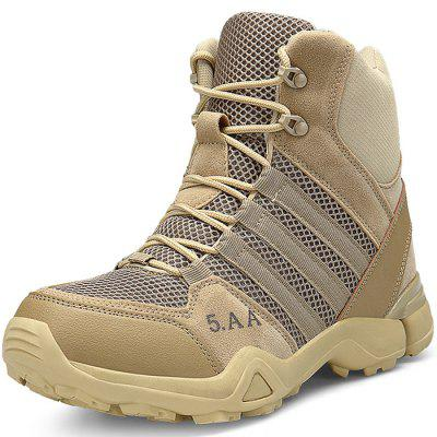 Military Men Boots Running  Shoes