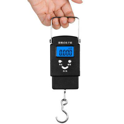 Portable Mini Portable Scale Electronic Weighing 50kg with Backlight